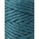 Peacock blue macrame cotton cord 5mm 100m Bobbiny
