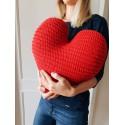 A Heart-shaped Cushion