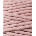 Blush macrame cotton cord 5mm 100m Bobbiny