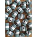 Laurel 3ply macrame cotton rope 5mm 100m Bobbiny