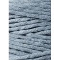 Raw Denim Makramee Kordel 5mm 100m Bobbiny