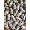 Sand macrame cotton cord 3mm 100m Bobbiny