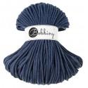 Jeansowy sznurek bawełniany 5mm 100m Bobbiny