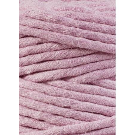 Dusty Pink Makramee-Kordel 5mm 100m Bobbiny