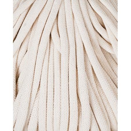 Natural macrame cord 9mm 100m Bobbiny