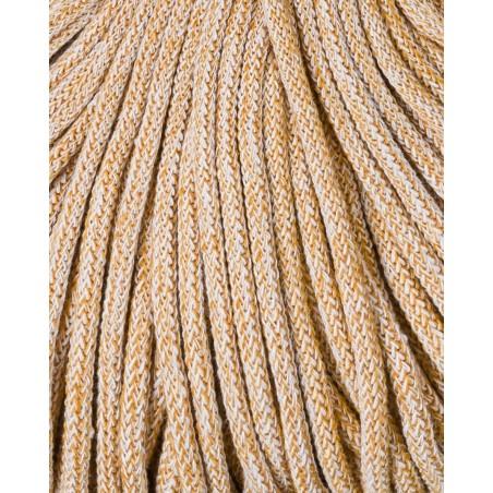 Sunflower Braided cord 5mm 100m Bobbiny