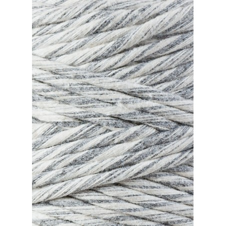 Marble Macrame cord 3mm 100m Bobbiny