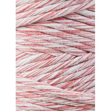Strawberry Macrame cord 3mm 100m Bobbiny
