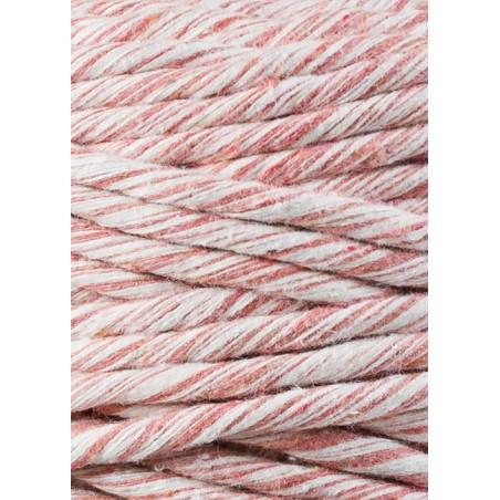 Strawberry Macrame cord 5mm 100m Bobbiny
