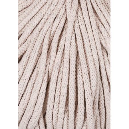 Nude Braided cord 3mm 100m Bobbiny