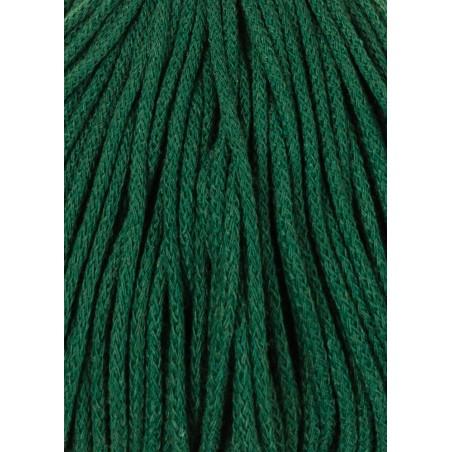 Pine green Baumwollkordel 3 mm 100m Bobbiny