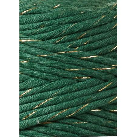 Golden Pine Green Macrame Cord 1.5mm 100m