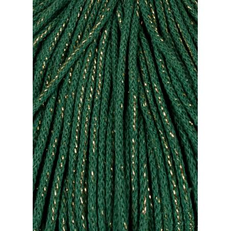 Golden Pine Green Braided Cord 3mm 100m